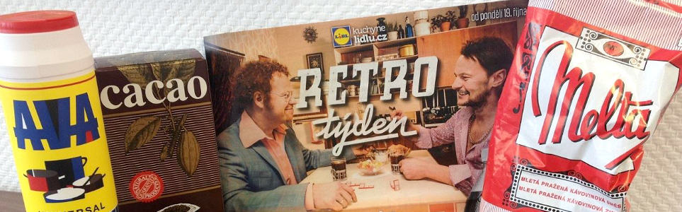 Retro Products Return to Lidl