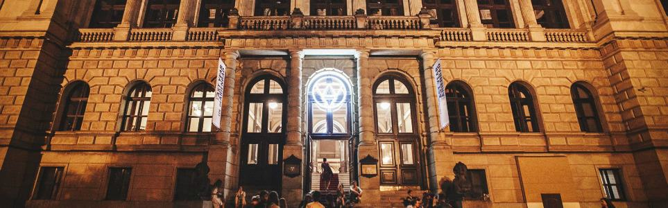 Galerie Rudolfinum Celebrates 100th Exhibit with Free Admission