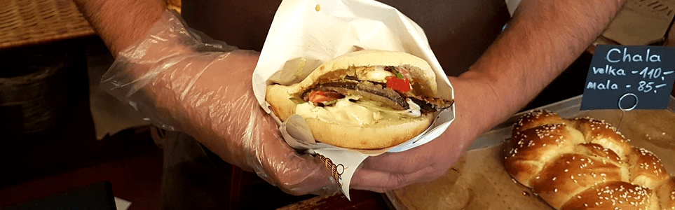 Discovering Prague's Most Deliciously Diverse Sandwich