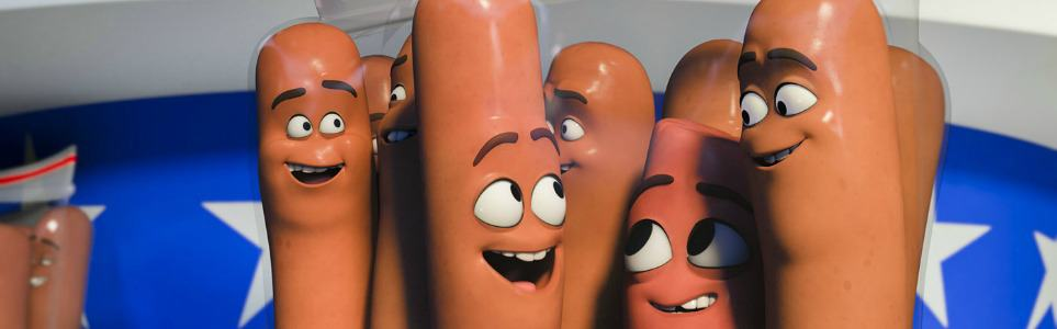 Movie Review: Sausage Party