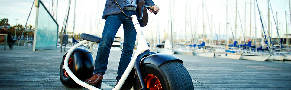 "Segway 2.0: ""Harley Scooter"" Tours Now Offered in Prague"