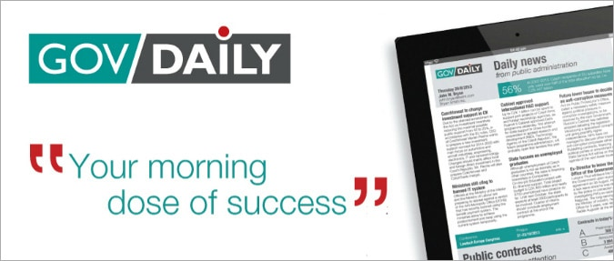 Try Out GovDaily For Free!