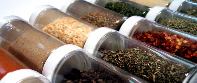 Czech Herbs, Spices and Condiments