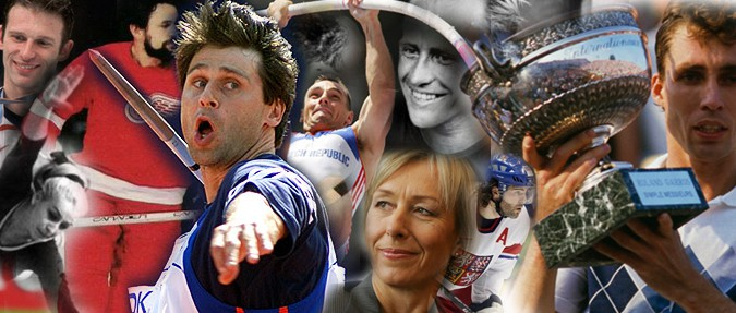 Top 10 Czech Sports Legends