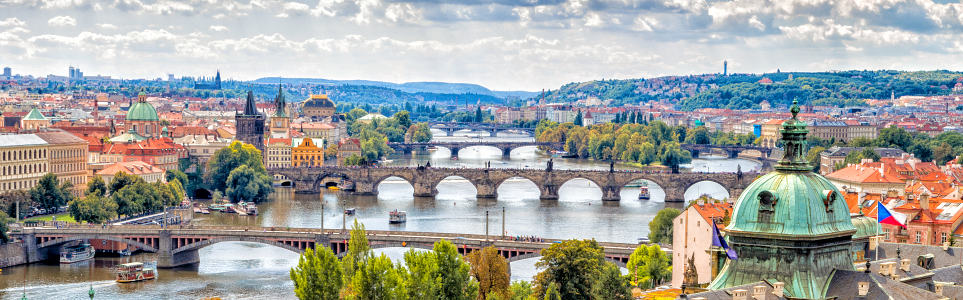 Prague Rated Among World's 10 Most Sustainable Cities