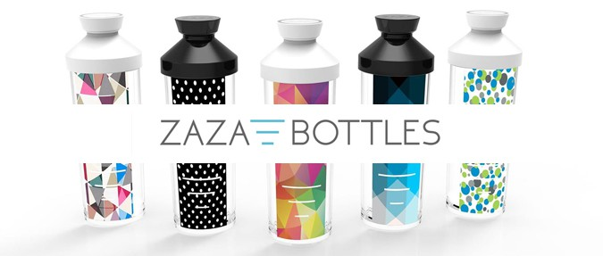 Zaza Bottles: Making Czech Tap Water Sexy