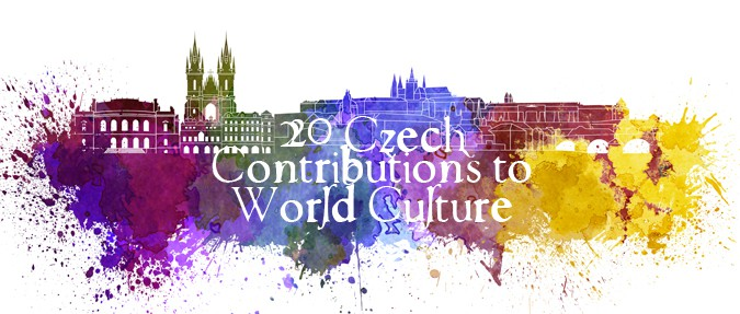 20 Czech Contributions to World Culture