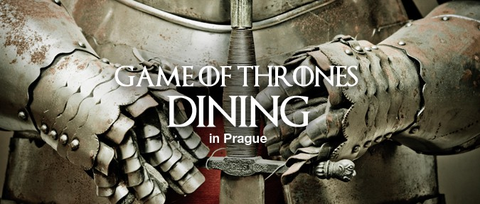 Game of Thrones Style Dining in Prague