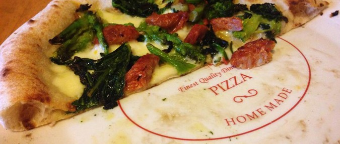 Dining Out: Prague's Pop-Up Pizza Chef