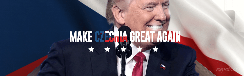 "Czech Republic Takes #1 Slot In New ""Trumpability"" Index"