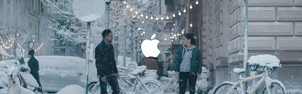 Apple's New Thanksgiving Ad Was Filmed On the Streets of Prague