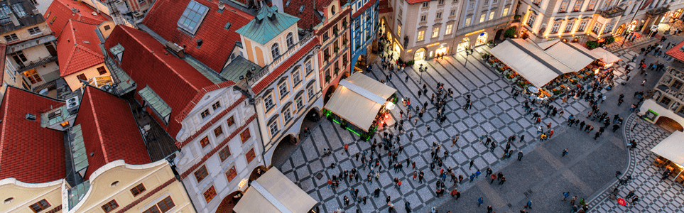 Top 100 City Destinations Revealed: Prague among Most Visited In the World