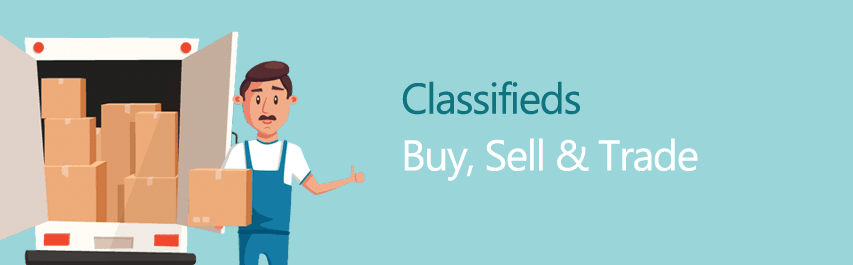 Classifieds Banner