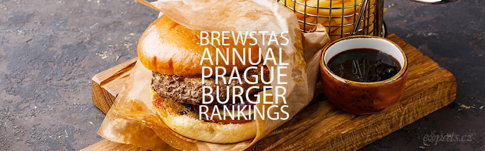 Brewsta's Burgers 2017: Tenth Anniversary Edition