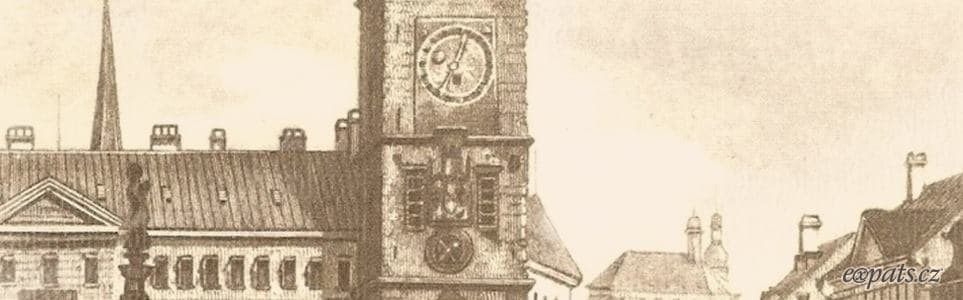 Prague's Forgotten Second Astronomical Clock