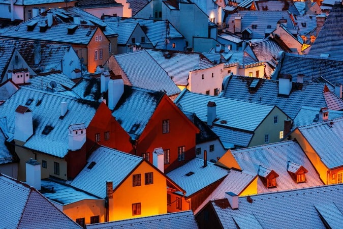 20 Czech expressions for when you're freezing your butt off