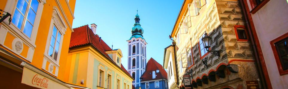 Czech Artist Seeks People to Live In Český Krumlov this Summer