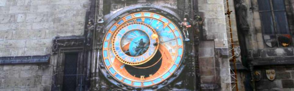 Prague's World-Famous Astronomical Clock Gets a Virtual Makeover