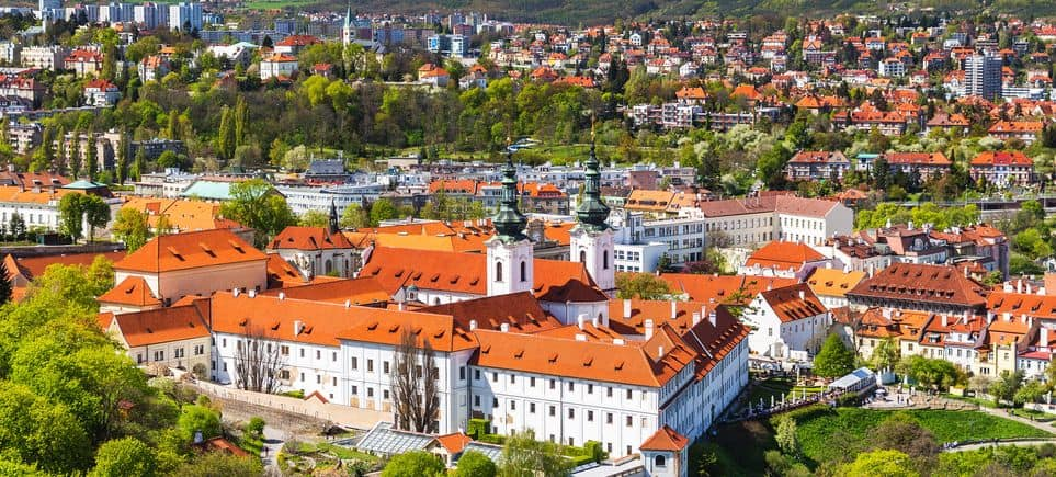Prague Is the World's Greenest Urban Space Says New Index
