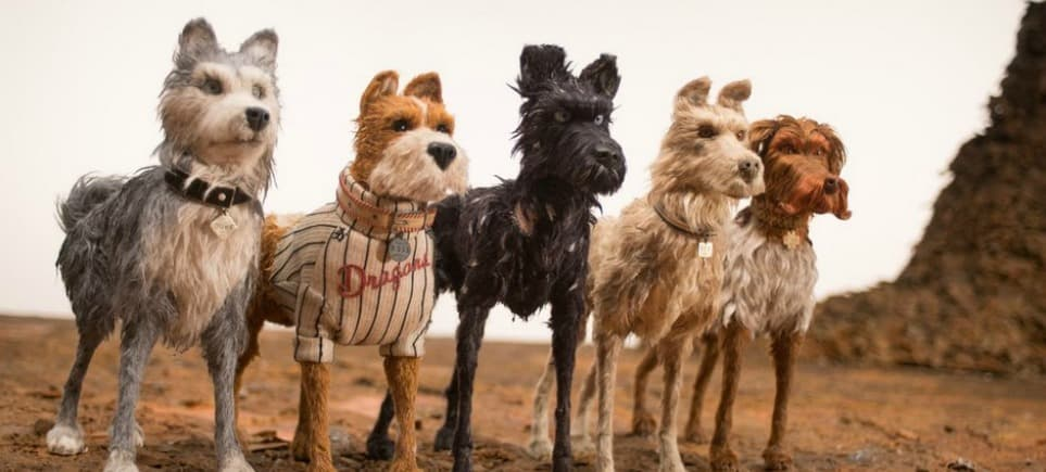 Woof! Attend a Special Pup-Friendly Screening of Isle of Dogs