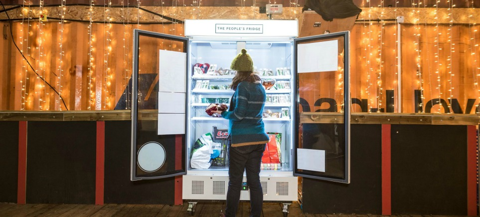 Sharing Is Caring: Prague Welcomes New Community Refrigerator