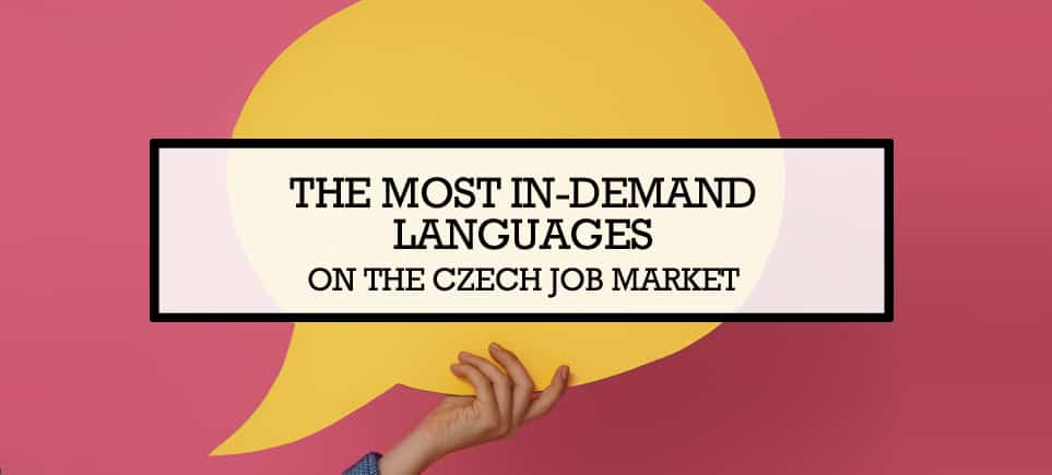 The Most In-Demand Languages On the Czech Job Market