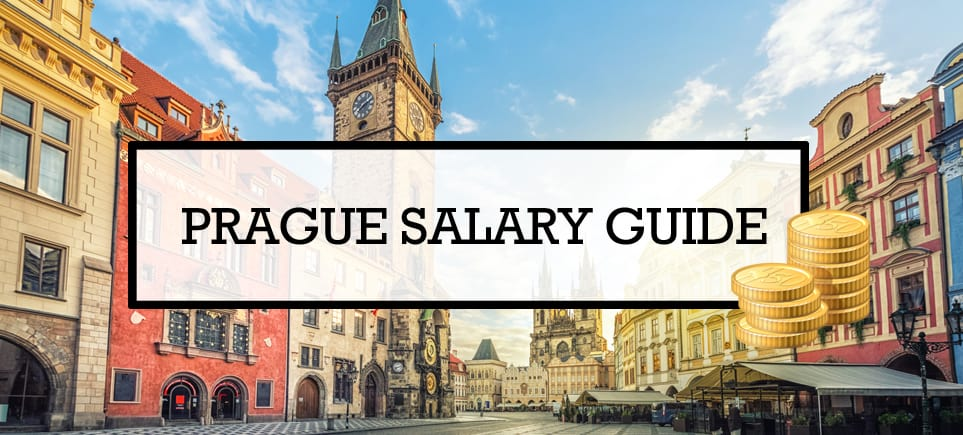 Prague Salary Guide 2018 - Prague, Czech Republic