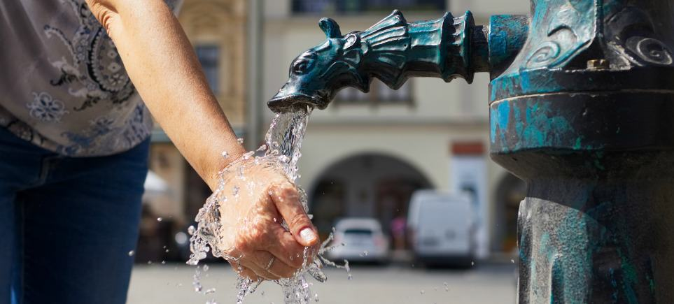 Holešovice To Restore More Old-Fashioned Water Pumps for Public Use