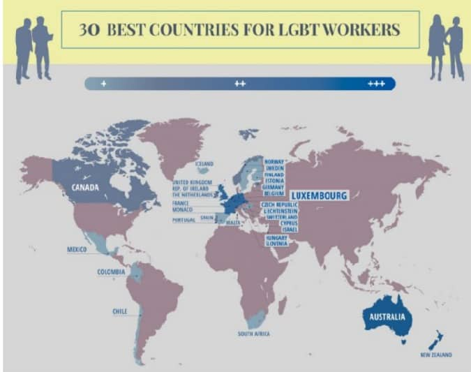 The Czech Republic Is One of the Best Countries In the World for LGBT Workers
