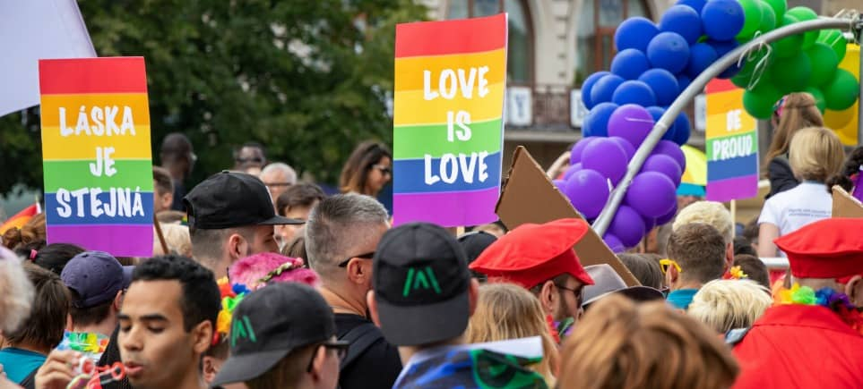 The Theme of Prague Pride 2018 Is Family