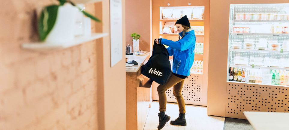 Finnish Food-Delivery Service Wolt Launches In Prague