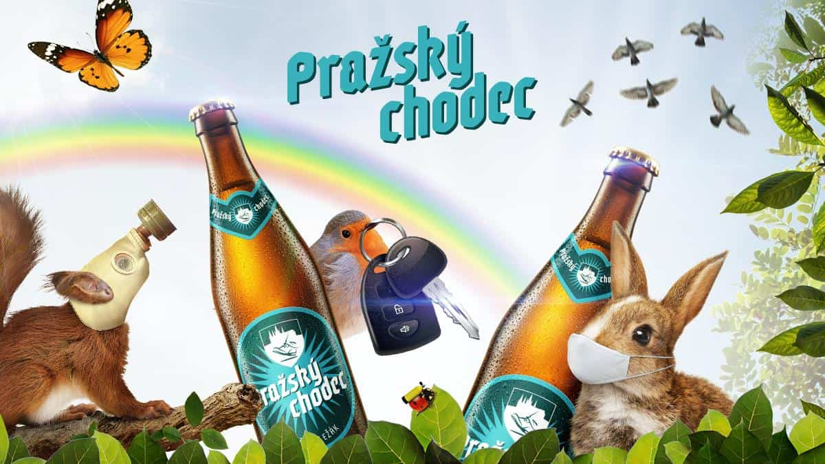 City of Prague Launches New Beer to Fight Air Pollution