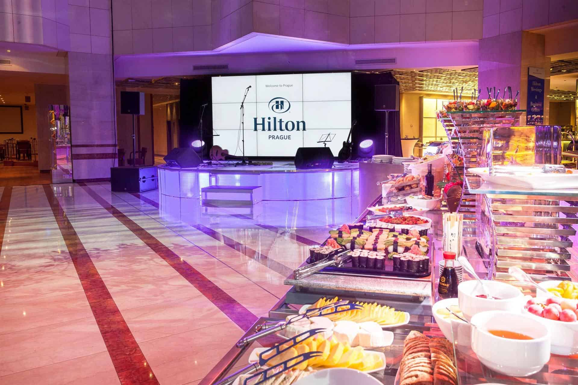 Hilton Prague Rated Europe's Best Hotel for Events & Meetings