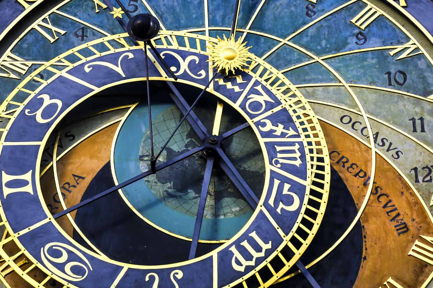 Prague to Remove America from Astronomical Clock?