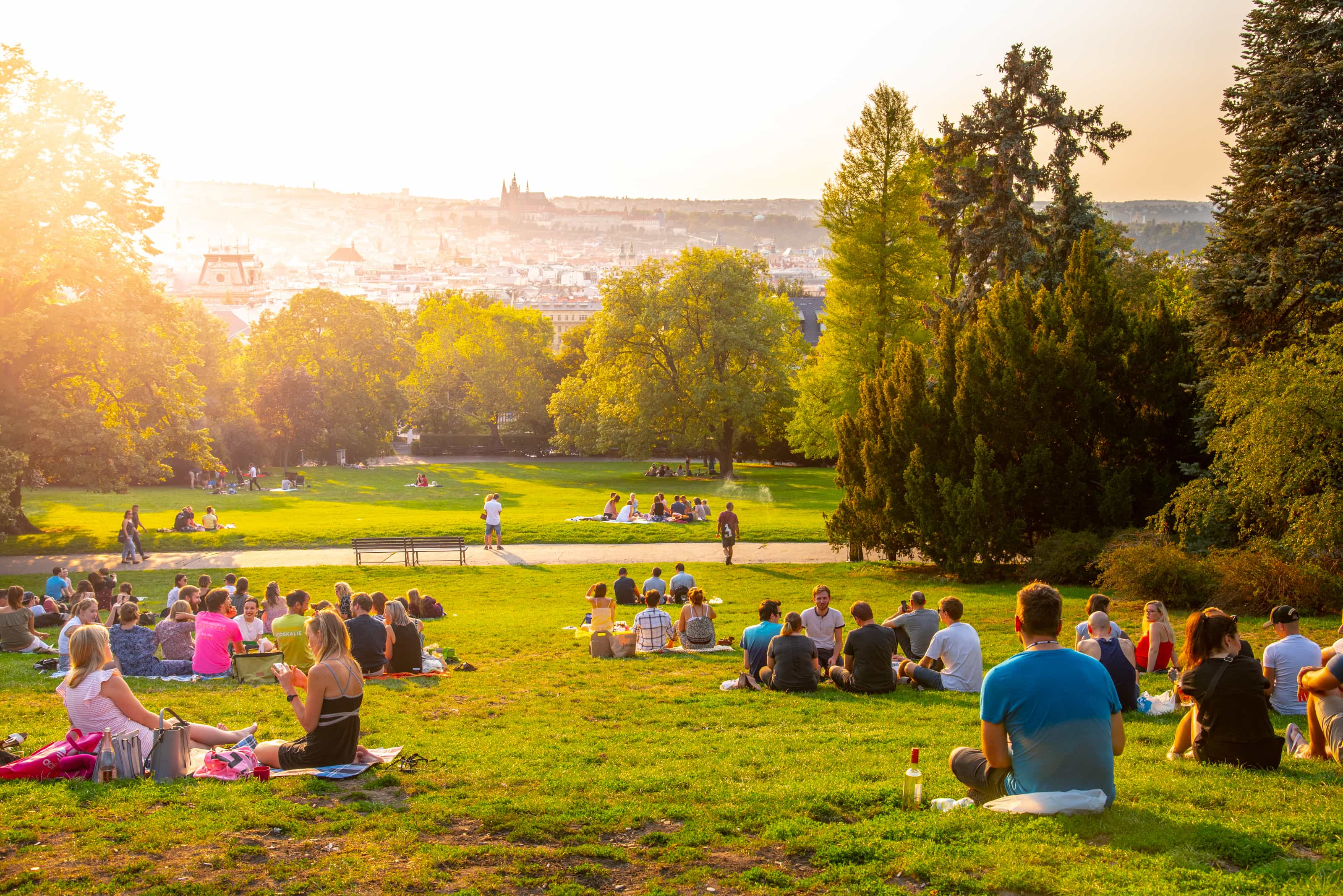 2018 Summer in Prague Was the Hottest in 244 Years
