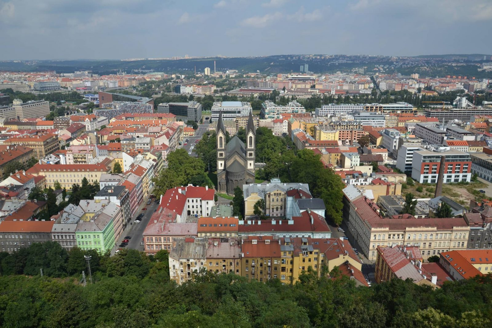 Prague's Karlín District Named One of World's 50 Coolest Neighborhoods