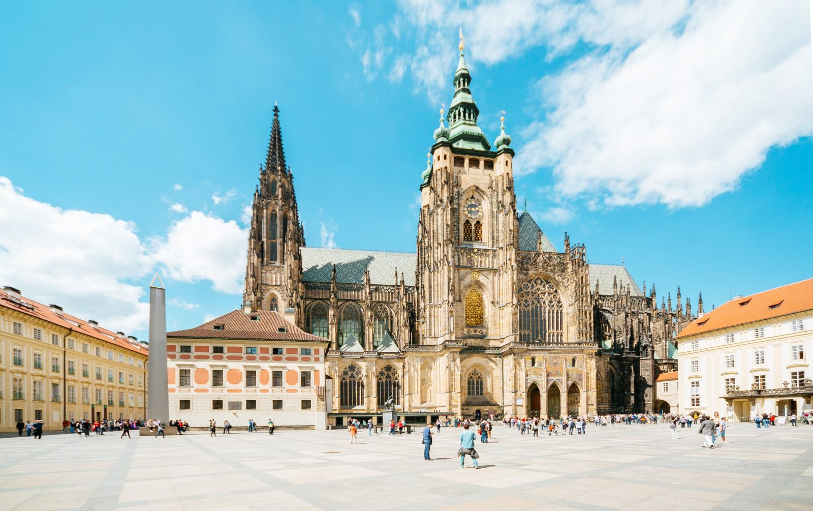 Prague Castle to Host a Children's Weekend