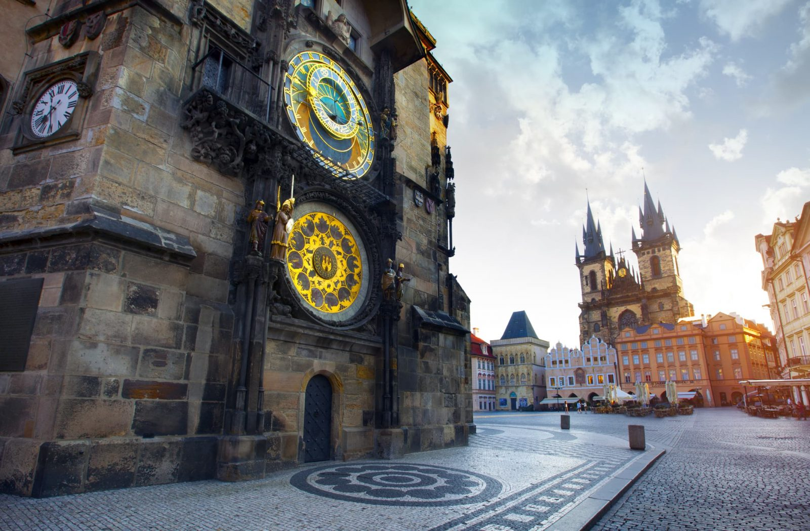 Prague Kicks Off a Month of 100th Anniversary Celebrations Today