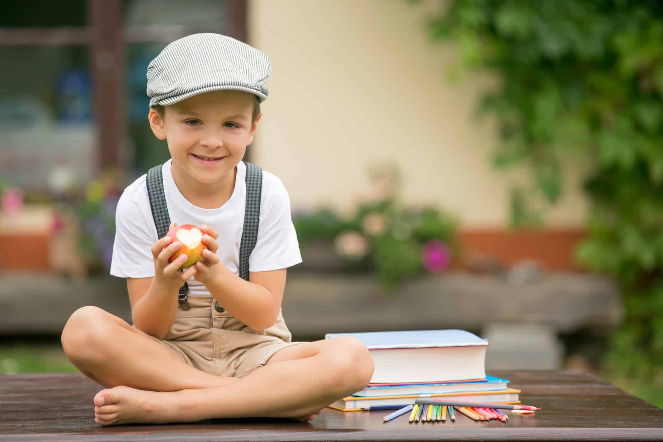 6 Adorable Things Czech Children Do at School