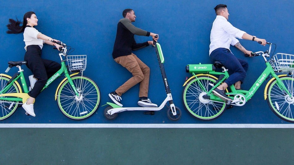 LimeBike Electric Scooter Service Launches In Prague This Week