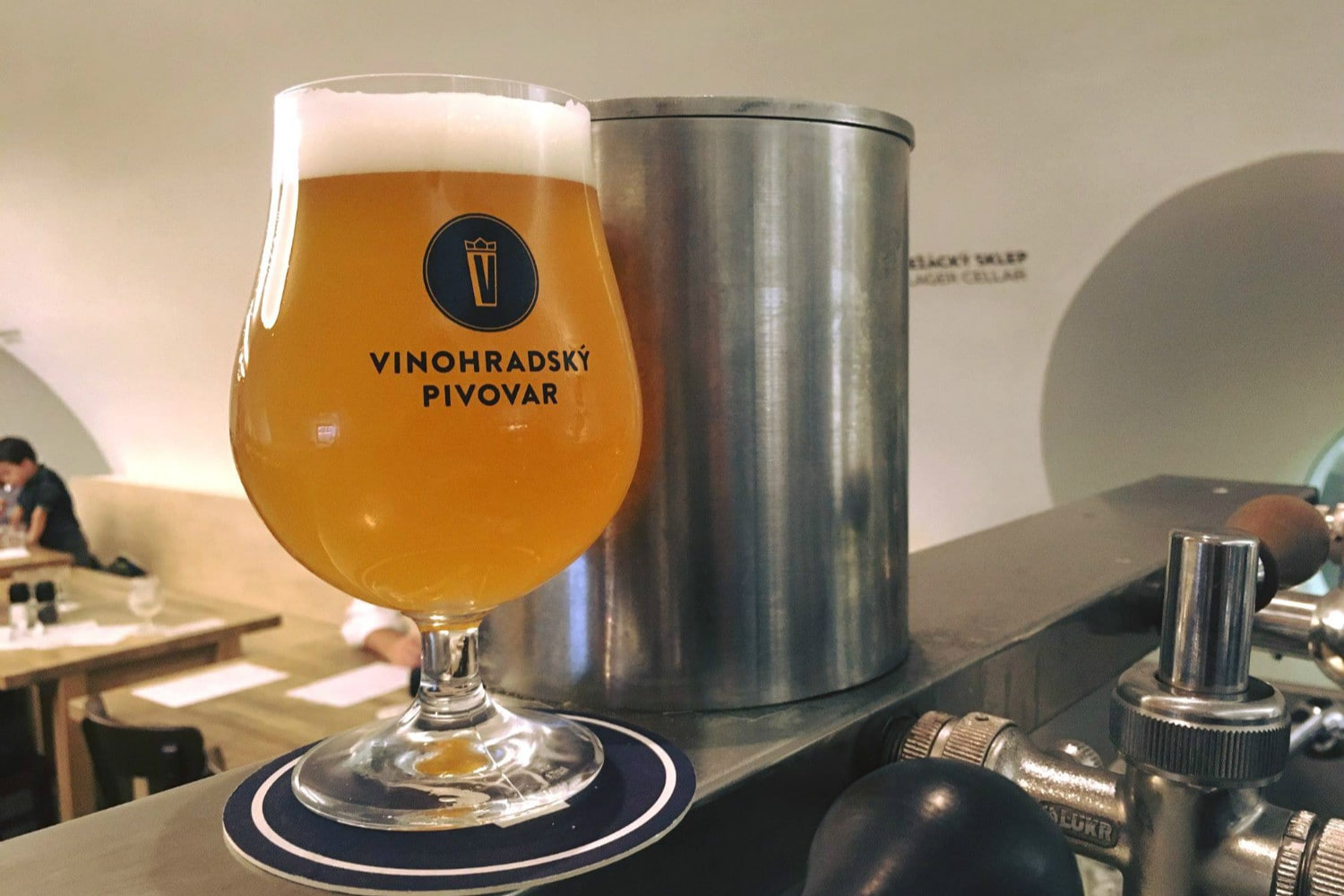 The Guardian Taps Vinohradský Pivovar As One of Europe's Best Beer Halls