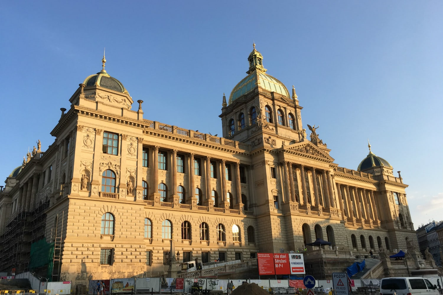 Prague's National Museum to Reopen for First Time Since 2011