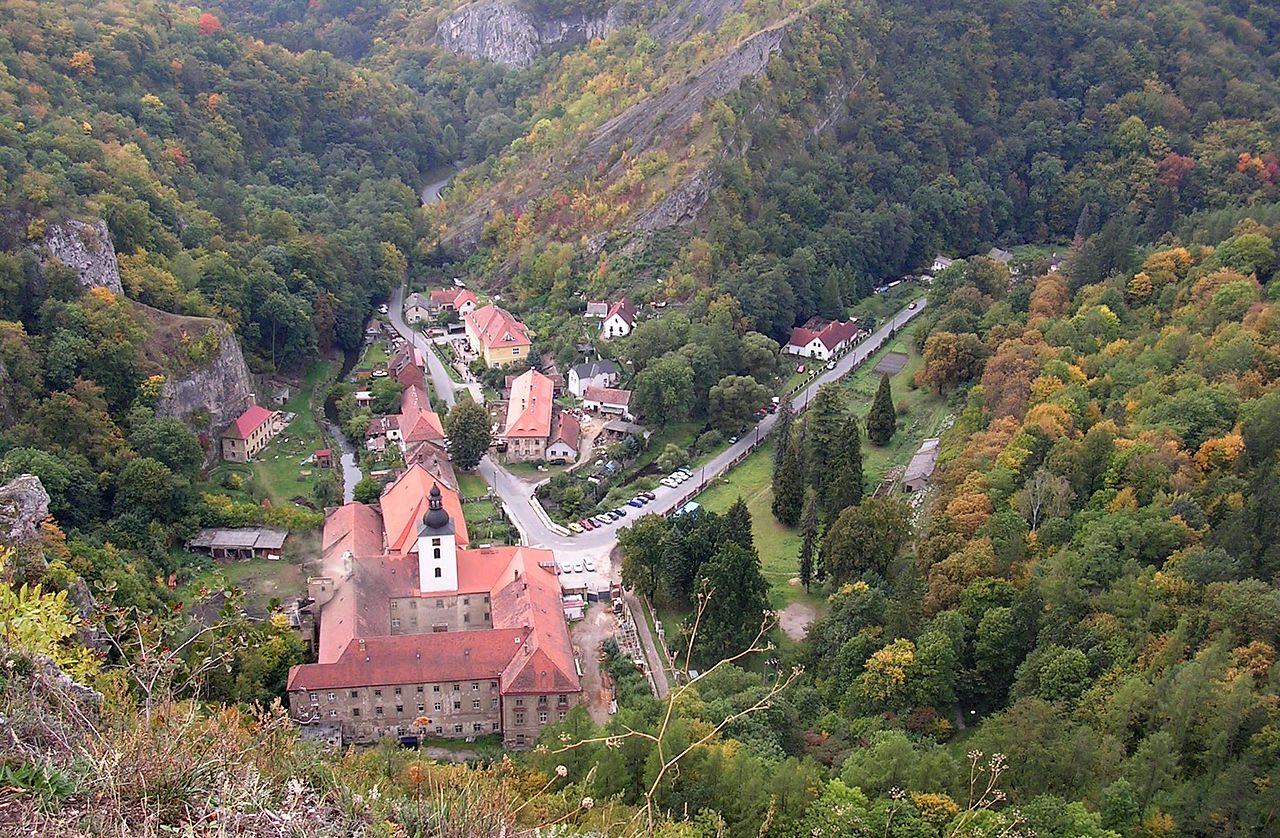 Visiting the Czech Republic's Prettiest Autumn Destination