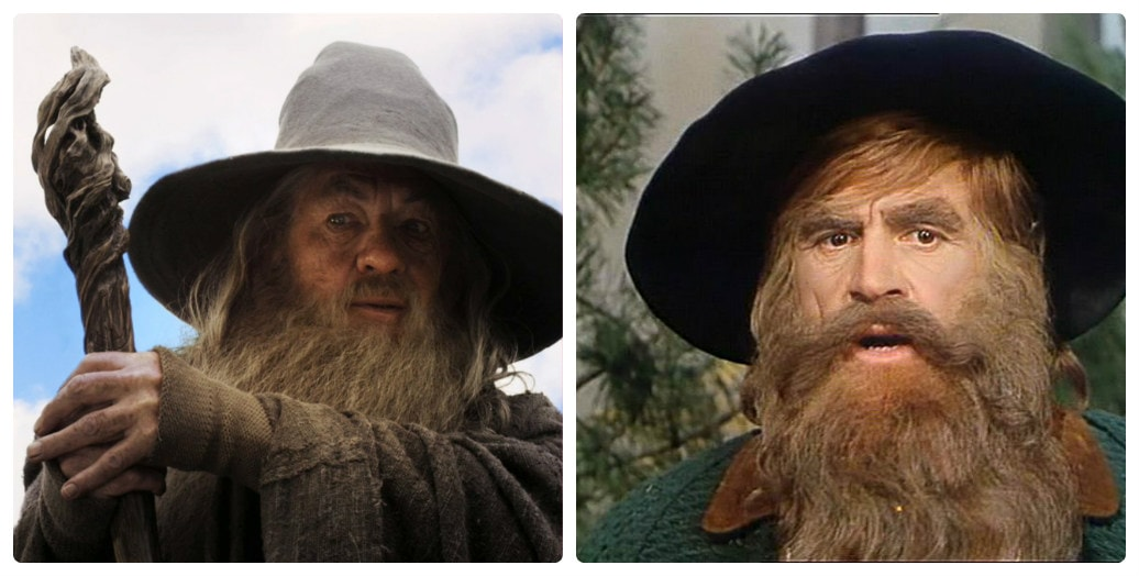 Tolkien Likely Based Gandalf on Czech Mountain Man Krakonoš