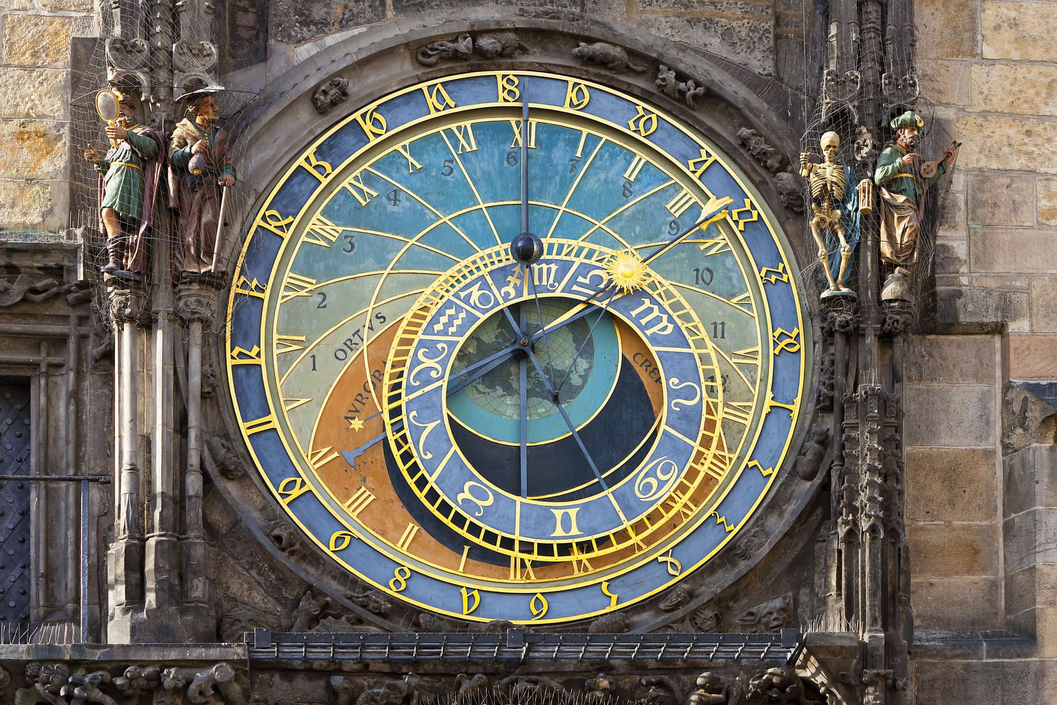 Prague's Astronomical Clock is the Most Beautiful in Europe, Says DW