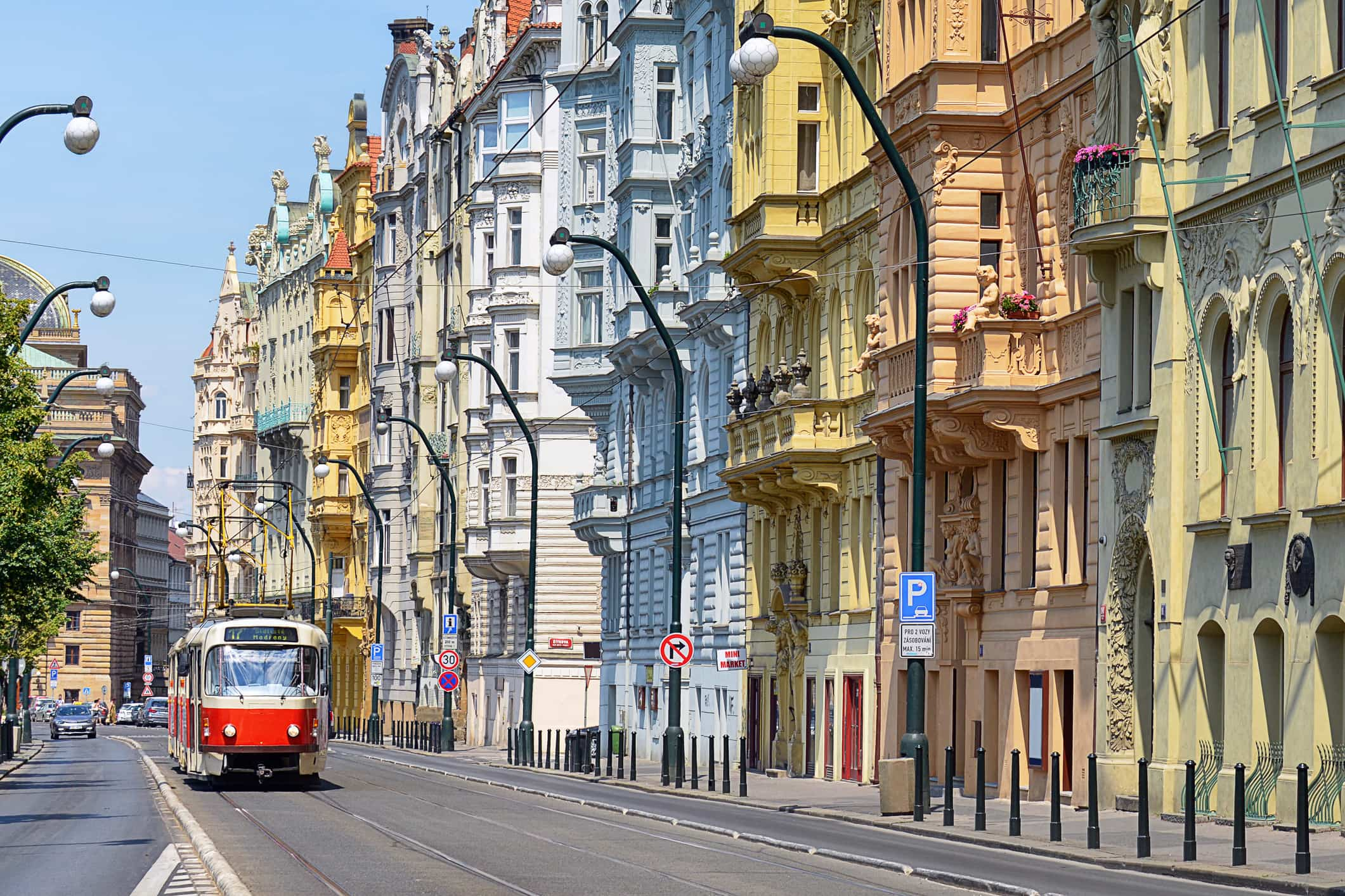 Prague Rent Prices are Now Higher Than the Average Czech Salary