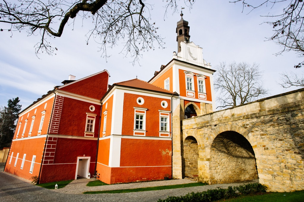 Celebrate Thanksgiving in a Czech castle this year