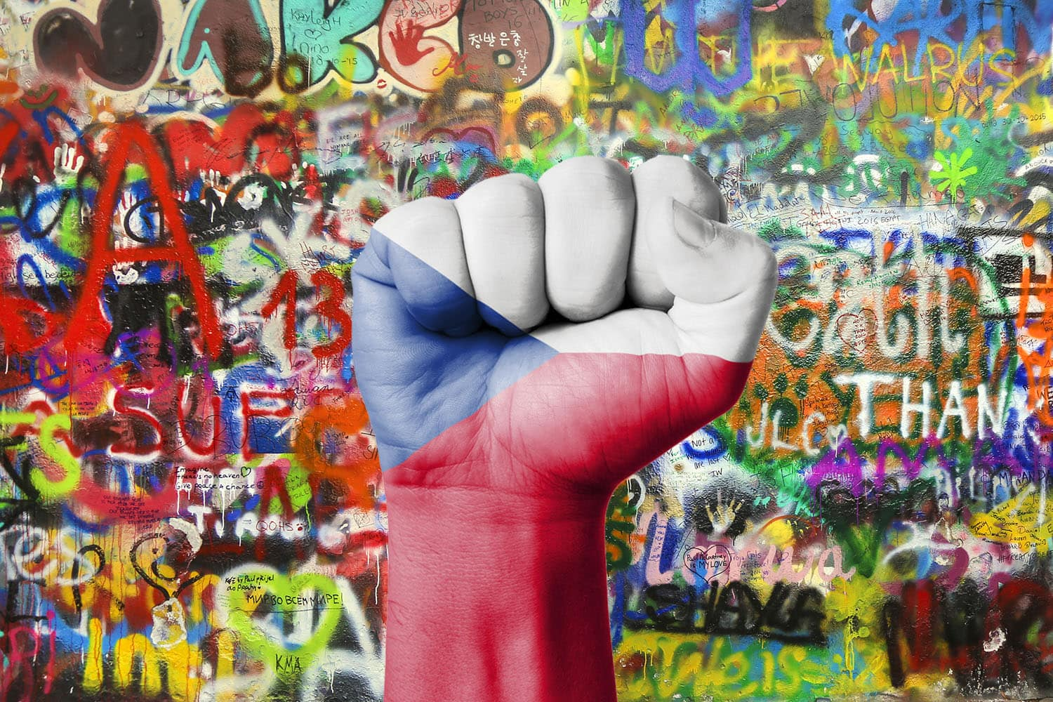 November 17 is Struggle for Freedom and Democracy Day in the Czech Republic