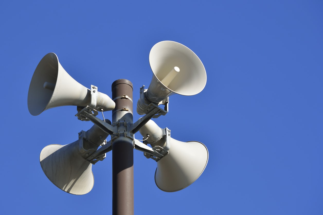 End of the Czech emergency sirens? EU to implement mobile warning system