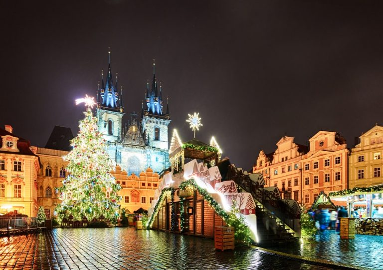 Prague's Old Town Square Christmas Market to light up December 1